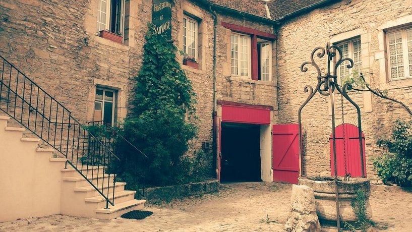 Hotel le Sauvage Dijon