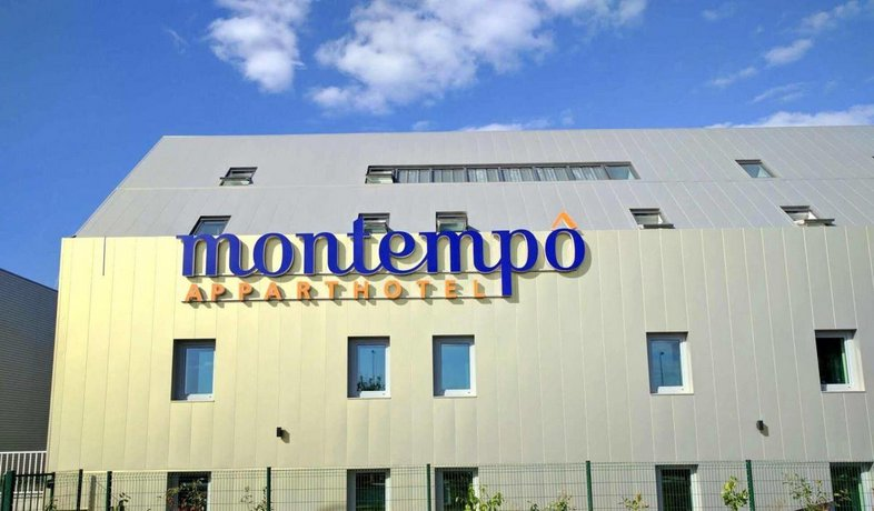 Montempo Apparthotel Paris-Velizy