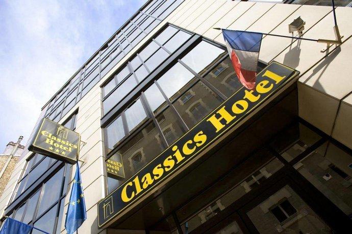Hôtel Classics Porte De Versailles Issy-les-Moulineaux