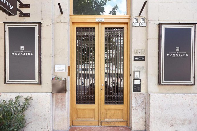 The Magazine Hotel & Apartments, Budapest - Compare Deals