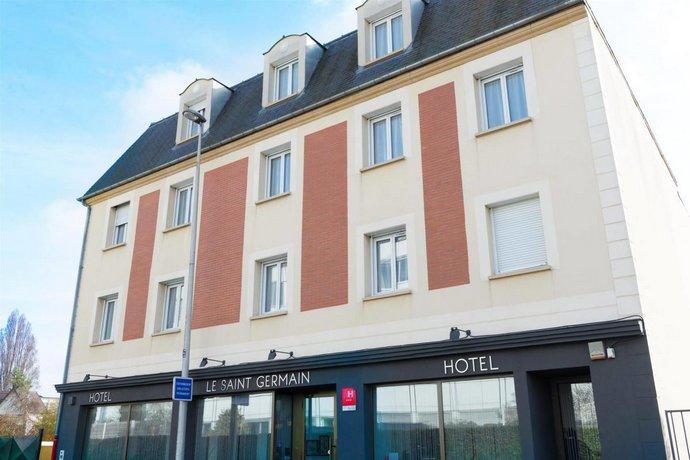 Hotel Le Saint Germain Aulnay-sous-Bois