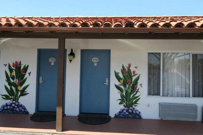 Sunset Motel Santa Barbara - Compare Deals