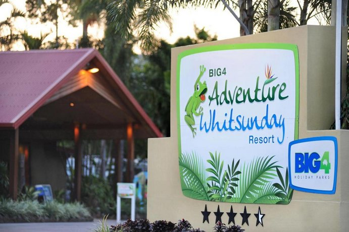Big4 Adventure Whitsunday Resort Airlie Beach Compare Deals
