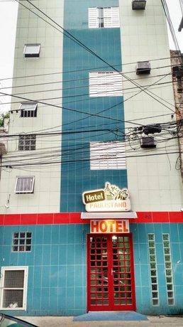 Hotel Paulistano Parque Anhembi