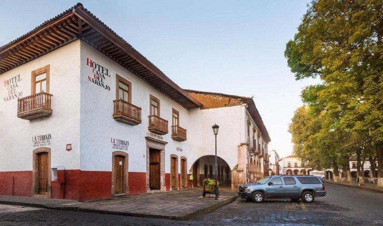 Hotel Casa del Naranjo