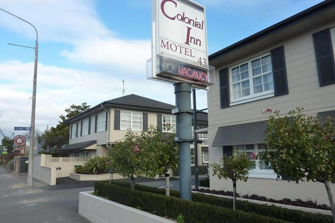 Colonial Inn Motel Christchurch