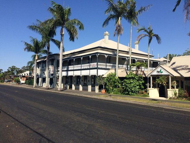 The Waterloo Bay Hotel Brisbane
