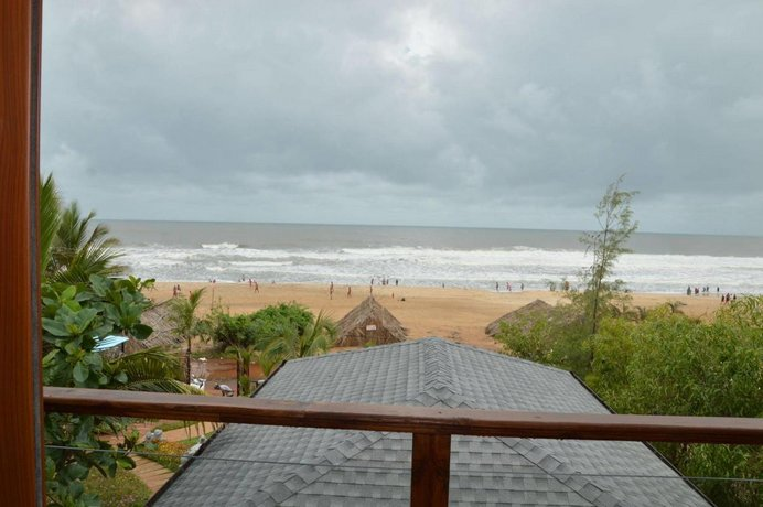 About The Baga Beach Resort