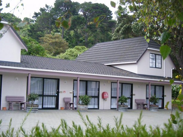 Camellia Court Motel Lower Hutt