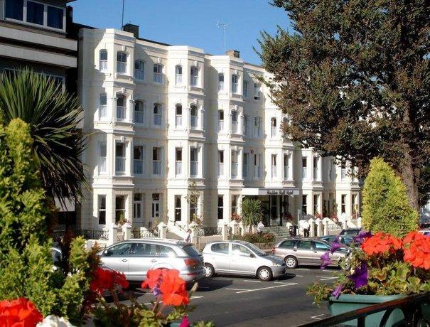 Haddon Hall Hotel Eastbourne