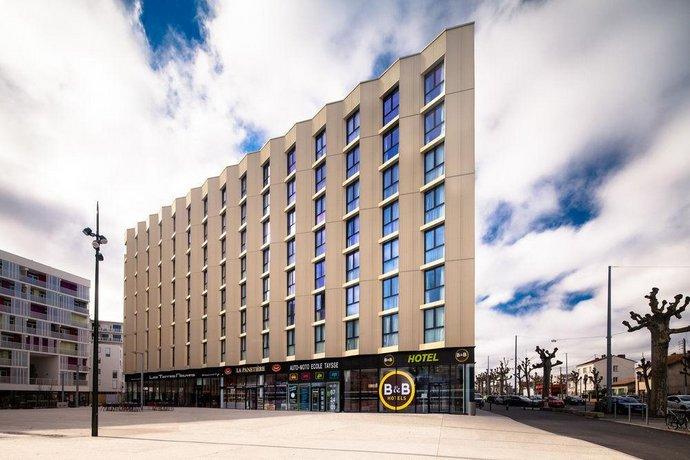 B&B Hotel Bordeaux Begles Centre Terres Neuves