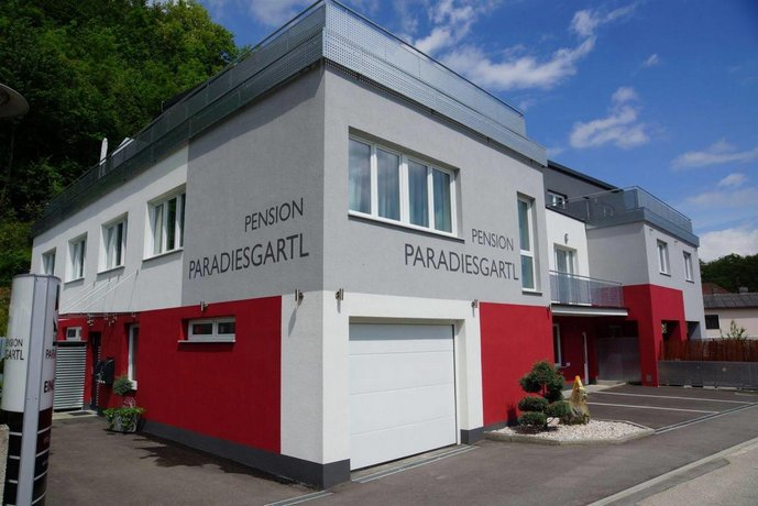 Fruhstuckspension Paradiesgartl