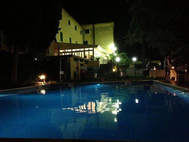 Antico Hotel del Pomarancio