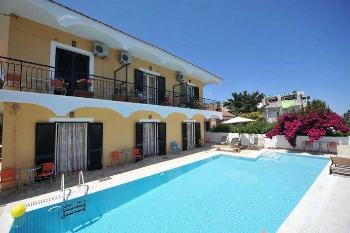 Marie Hotel Corfu Island