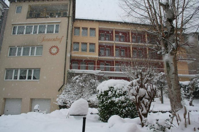 Hotel Sonnenhof Bad Wildbad