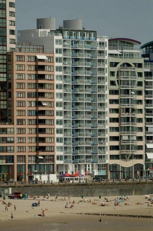 Strandappartementen De Gulden Stroom