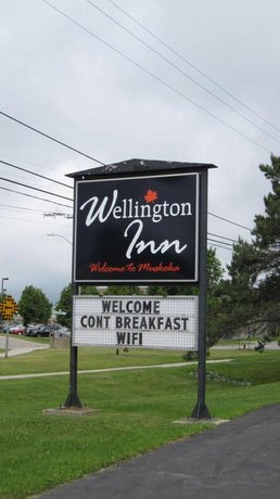 Wellington Inn Bracebridge