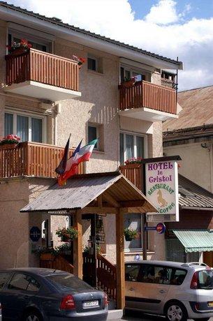Hotel Cristol Briancon