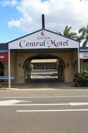Central Motel Gin Gin