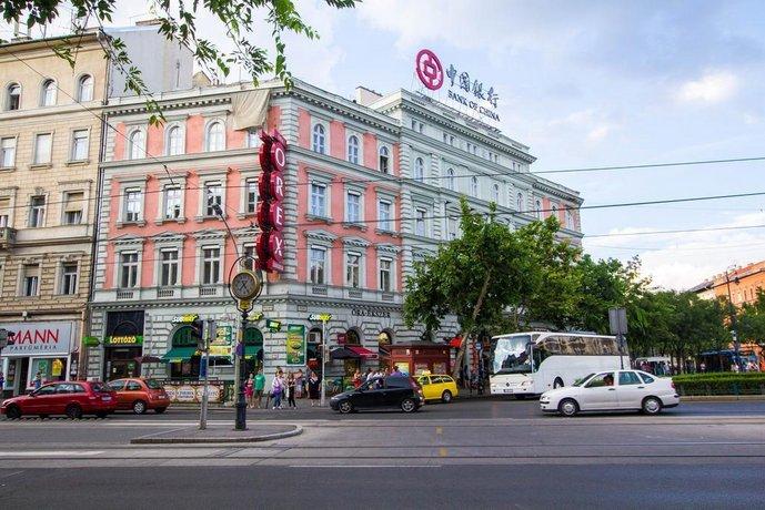 Avenue Hostel Budapest