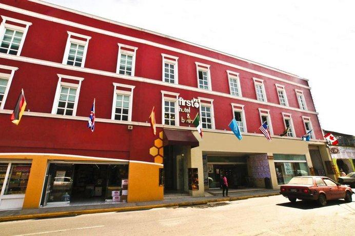 First Inn Hotel & Business
