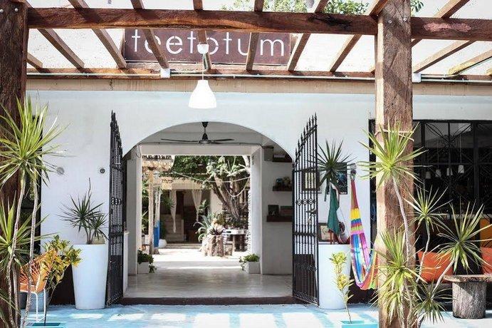 Teetotum hotel