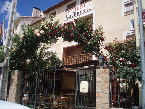 Hostal Restaurante La Muralla Canete