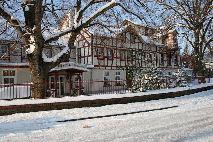 Hotel Garni Lindenmuhle