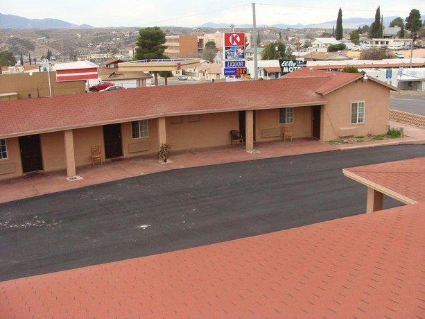 El Rancho Motel Globe