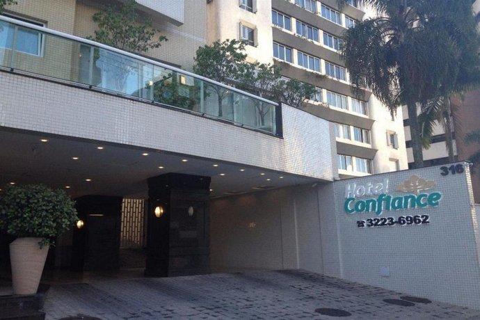 Hotel Confiance Batel