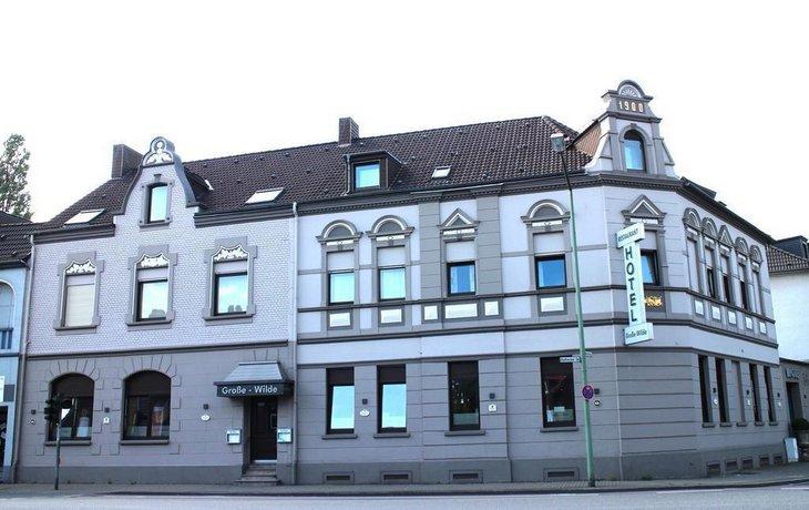 Hotel-Restaurant Grosse Wilde