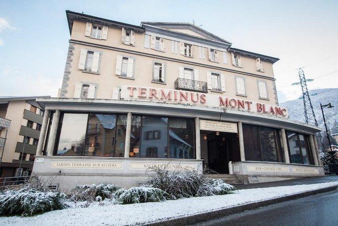hotel terminus mont blanc saint gervais les bains. Black Bedroom Furniture Sets. Home Design Ideas