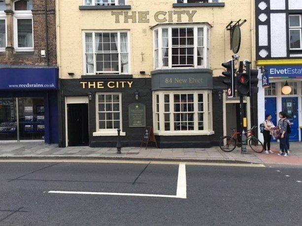 The City Durham