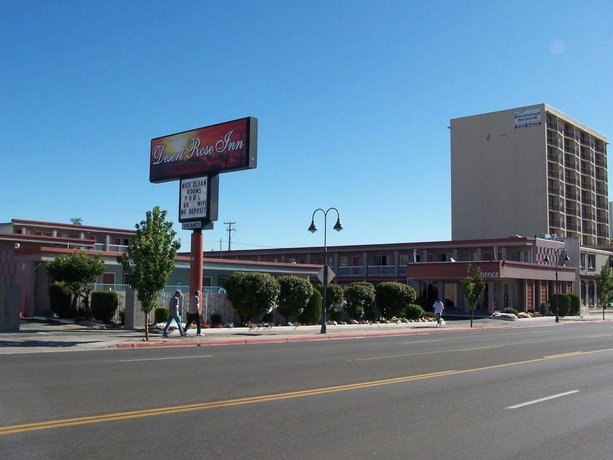 Desert Rose Inn Reno