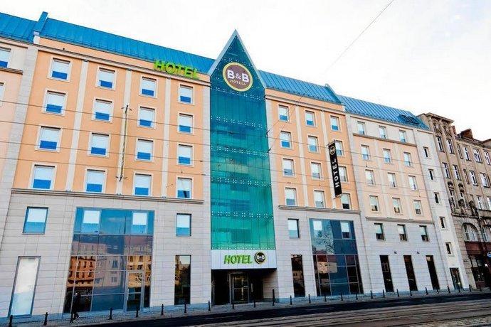 B&B Hotel Wroclaw Centrum