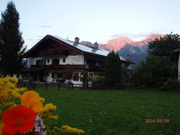 Hotel Pension Alpenstern Schonau Am Konigssee