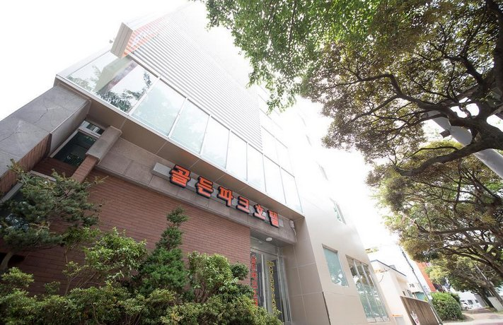 Golden Park Hotel Jeju