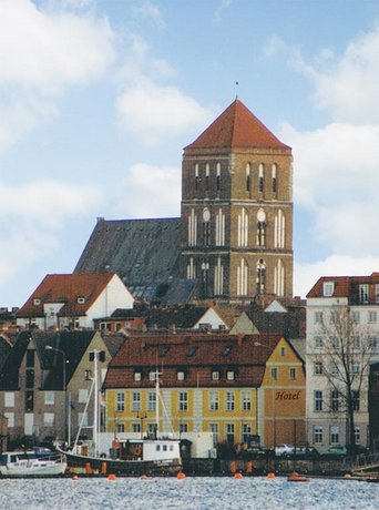 Altes Hafenhaus Rostock