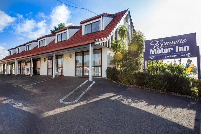 Bennett's Tauranga Motor Inn
