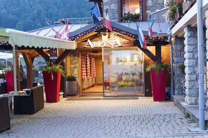 Hotel Alpina Les Gets