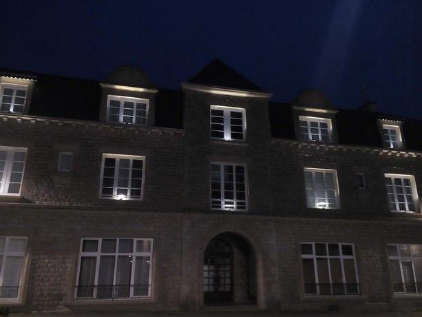 Hotel Victor Hugo Pontorson