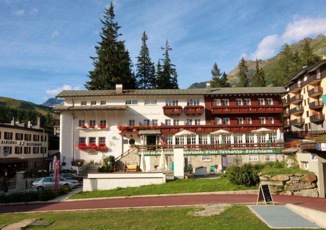 Hotel La Meridiana Madesimo