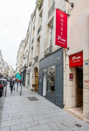 Hôtel D'win