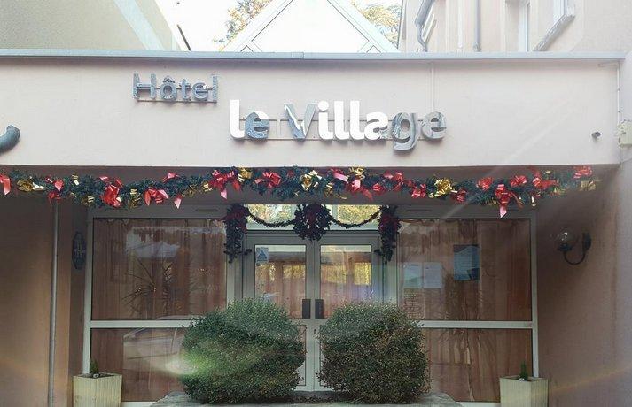 Hotel Le Village Gif-sur-Yvette
