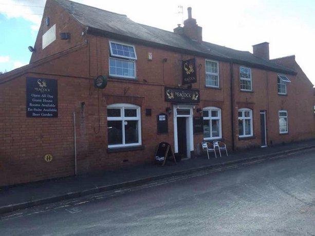The Peacock Inn Loughborough