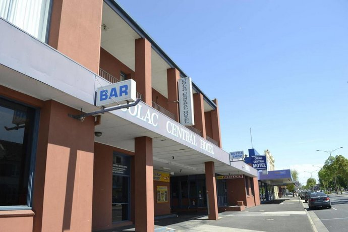 Colac Central Hotel-Motel