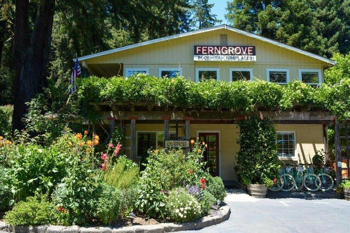 fern grove cottages santa rosa healdsburg photos reviews deals. Black Bedroom Furniture Sets. Home Design Ideas