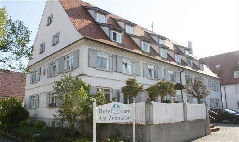 Hotel Garni Am Zehntstadl