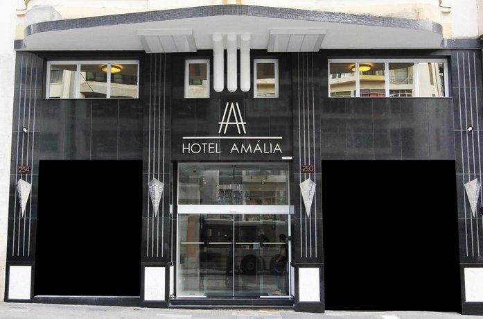 Hotel Amalia Sao Paulo