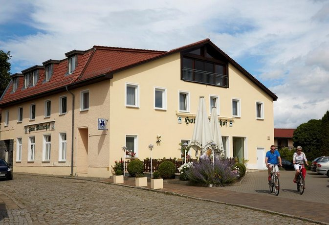 Bed & Breakfast Hotel Mullerhof